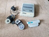 Retro games console collection