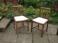 UTILITY DINING CHAIRS
