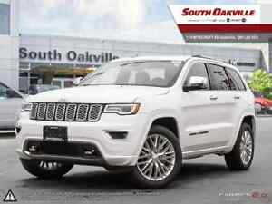 2018 Jeep Grand Cherokee Overland | 0% UP TO 60 MONTHS OAC
