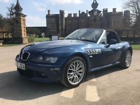 Immaculate BMW Z3, super low mileage & excellent condition