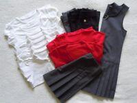 Girl's school clothes bundle 6-7 years