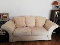 2 seater sofa. 210cm x 90cm. Free. Needs to be collected.
