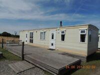 6 berth residential caravan