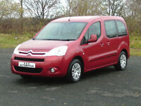 2009 BERLINGO MULTISPACE VTR 1.6 HDI 12 MONTHS M.O.T 6 MONTHS WARRANTY (FINANCE AVAILABLE)