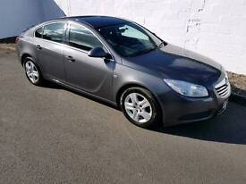 Vauxhall insignia exclusive years mot excellent condition