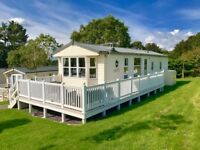 Low price Static, Holiday Home, Caravan, decking, Isle Of Wight, Bembridge