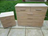 New chests of drawers