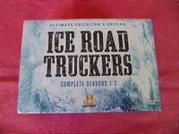 ICE ROAD TRUCKERS ( SEASONS 1-3 + EXTRA'S )