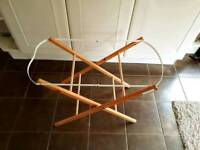 Moses basket cradle