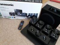 Panasonic 3D Blu-ray Disc Home Cinema System 600W.