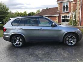 BMW X5 MSPORT XDRIVE 30D SPACE GREY