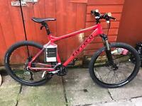 "Carrera Kraken Men's Mountain Bike Brand New 20"" Large"