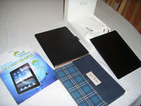 Apple IPAD 4 64GB - Boxed with 2 cases and 4 screen protectors.