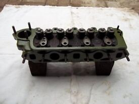 Classic Mini Cooper 12G295 cylinder head.