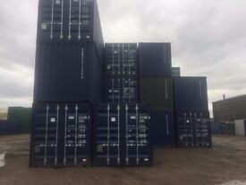 20ft Shipping Containers for Sale - Lancashire Manchester Preston Liverpool Nationwide