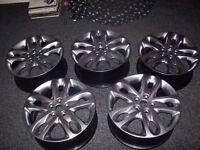 Jaguar X Type Alloy Wheels for sale