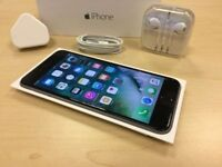 Space Grey Apple iPhone 6s Plus 16GB Factory Unlocked Mobile Phone + Warranty