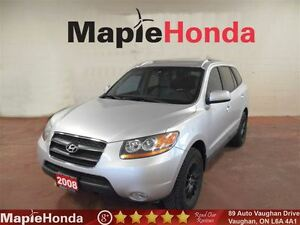 2008 Hyundai Santa Fe GL 3.3L| Power Group, Foglights, Extra Whe