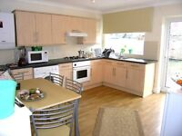 VANSTONES TO LET: A quietly situated, spacious refurbished ground floor flat with private garden