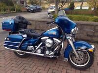 Harley davidson electraglide classic possible px car