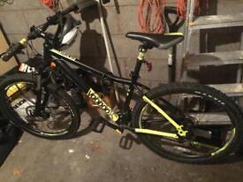 Voodoo Bantu Mountain Bike. Offers welcome