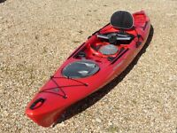 Tarpon 140 (Wilderness) 14' sit-on fishing/touring kayak for sale £590