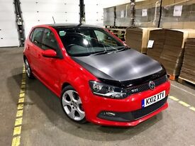 Volkswagen Polo 1.4 GTI DSG 5dr Sunroof Removable Towbar + More