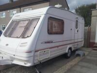Touring caravan for sale. Excellent condition