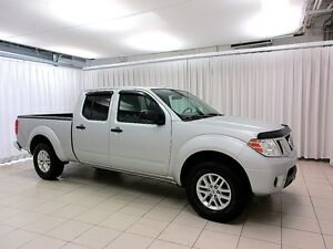 2016 Nissan Frontier SV 4X4 4DR CREW CAB