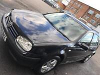 VW GOLF 2003 1.6 LIT PETROL