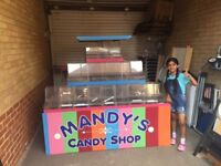 Pick n mix sweet stand business for sale £1500 cheap bargain