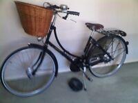 "Pashley Princess Sovereign Bicycle.5 Speed,17.5""Frame Size,26""Wheel."