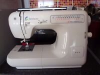 Frister Rossman fantasy 976 sewing machine