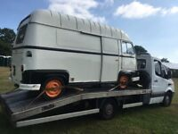 24/7 Cheap Nationwide Car Bike Breakdown Recovery Tow Truck Auction Vehicle Transporter Service