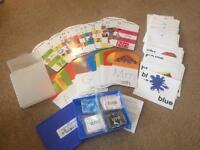 Phonics set brand new Philip tracey educational toys