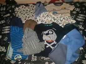 Boys aged 2-3 bundle of clothes