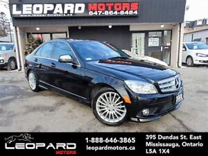 2008 Mercedes-Benz C-Class C230,Awd,Sunroof,Leather*Certified*
