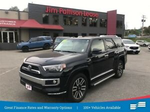 2015 Toyota 4Runner Limited 1 Owner lease return.