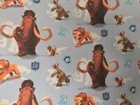 Ice Age Fabric £5 Per Metre! Reduced Sale