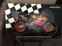 Collectors Minichamps motorbike