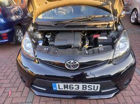 image for Toyota, AYGO, Hatchback, 2013, Manual, 998 (cc), 5 doors