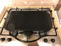 Stove top griddle cast iron