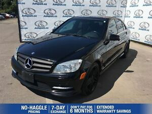 2011 Mercedes-Benz C-Class C350| Panoramic sunroof| Heated seats