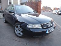 AUDI A4 1.9TDI FIRST REG 2002 VERY GOOD CONDITION