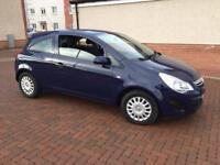 11plate Vauxhall corsa 1ltr petrol 47000 miles 1 year Mot no advisory