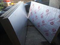 Celotex insulation boards