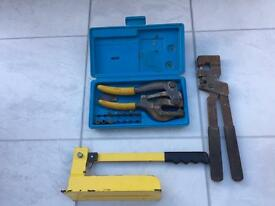 Whitney Punch & Crimping Tool