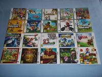 nintendo 3ds console boxed complete with 36 games