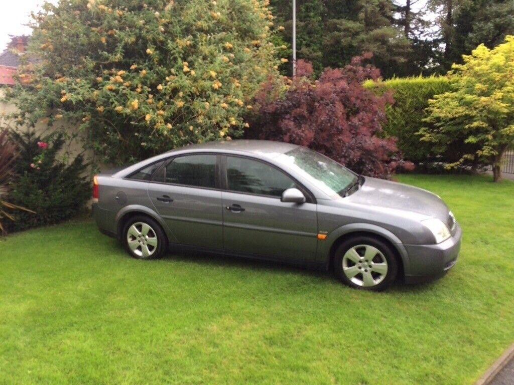 2006 Vauxhall Vectra 1.9 cdti 120 bhp