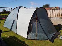 Vango 500 Tent, 4/5 man
